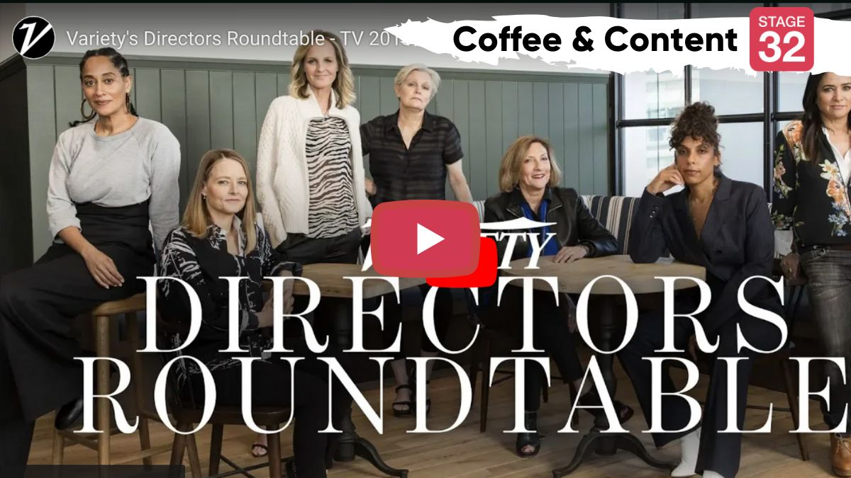 Coffee & Content: Celebrating Women in Entertainment