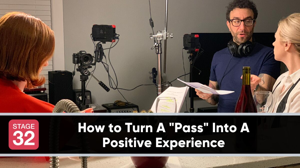 "How to Turn A ""Pass"" Into A Positive Experience"