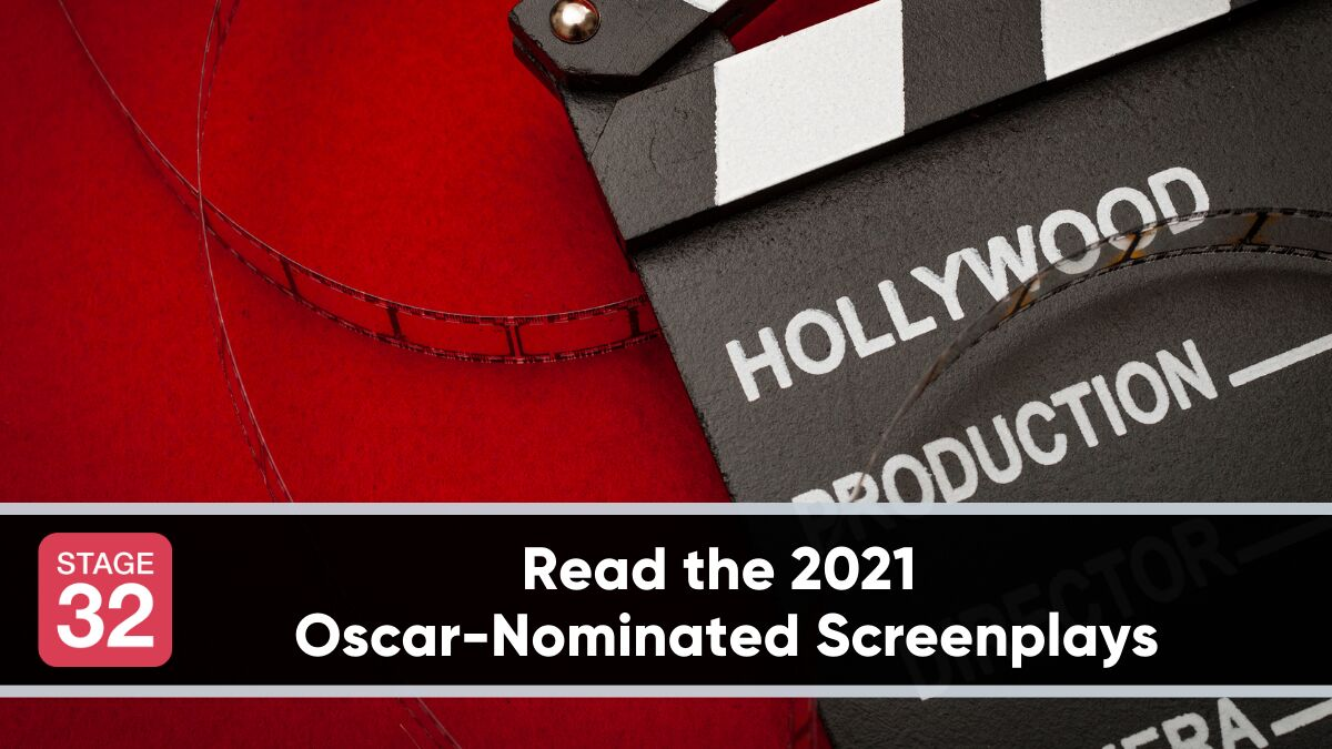 Read the 2021 Oscar-Nominated Screenplays