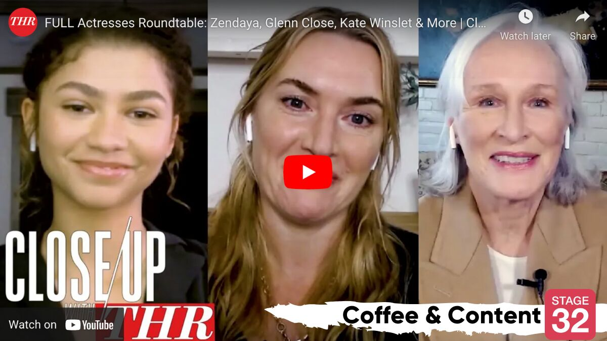Coffee & Content: Andra Day, Kate Winslet, & Carey Mulligan Actors Roundtable & Best Free Resources to Make Your Short Film