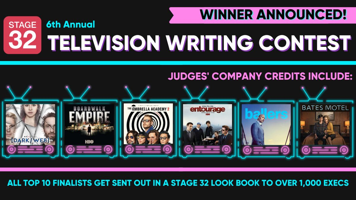 6th Annual Television Writing Contest