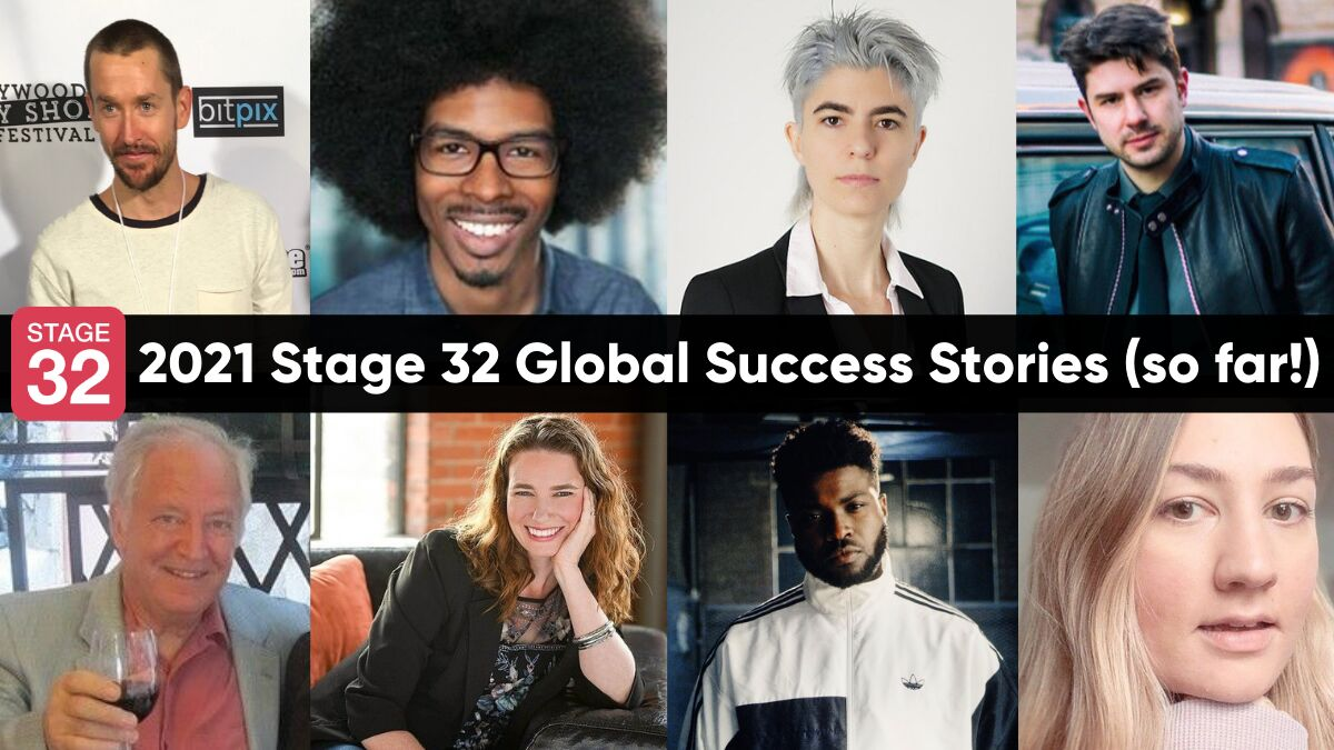 2021 Stage 32 Global Success Stories (so far!)