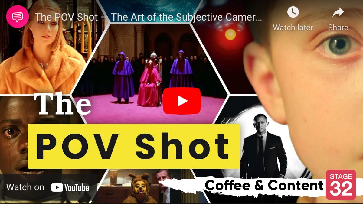Coffee & Content: The POV Shot & Audition Tips from TED LASSO Casting Director