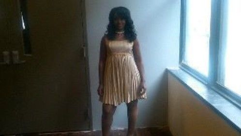 "I love my wardrobe they gave me for the movie ""Sparkle"""