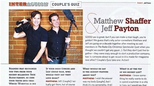 Instinct Magazine April 2012