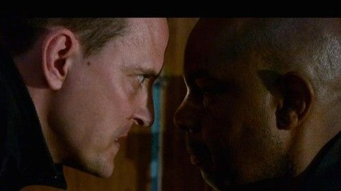 paul ashley annd Donald Gayle - till from my film '' clean slate''