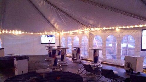 Lounge tent