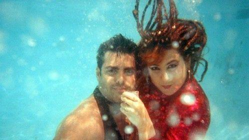 Makeup - Underwater shoot, Hollywood, CA.