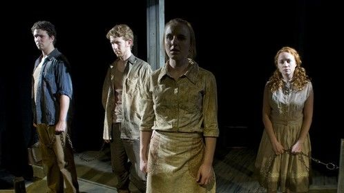 A Prometheus Bound at The Red Room - Renegade Classic Theatre company
