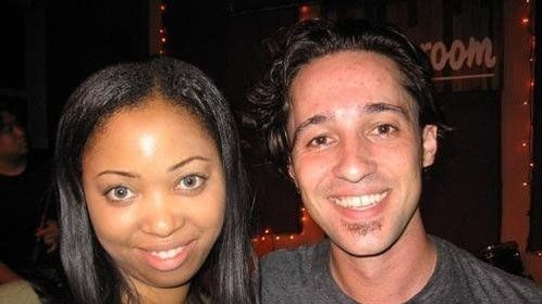 Thomas Ian Nicholas and Yours Truly