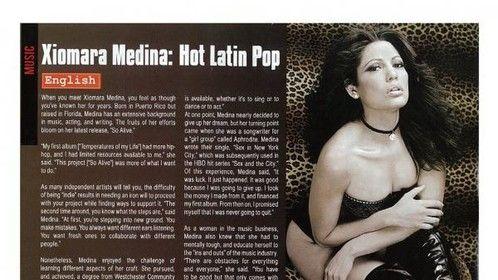 DTM Magazine write up
