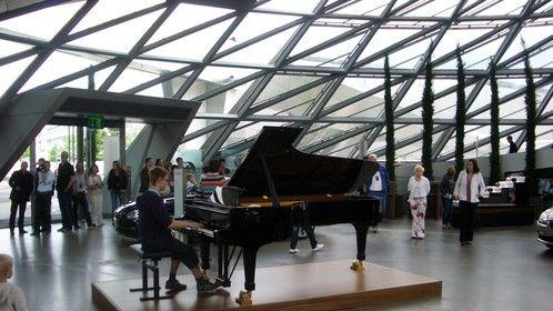 Johannes Piano - BMW World Munich