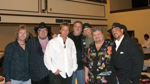 Shawn, Tony Mullins, Eddie P Brilley,Bob Dipiero,Jeffrey Steele, Craig Wiseman, Kevin Haymes ( Songwriters in The Round, Palm Be