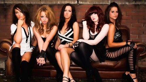 The Charms - Girls Aloud, Spice Girls & Diva Danger Tribute Show