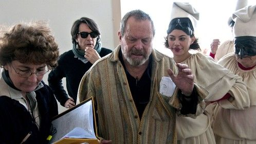 Shooting in Naples (with the Director)