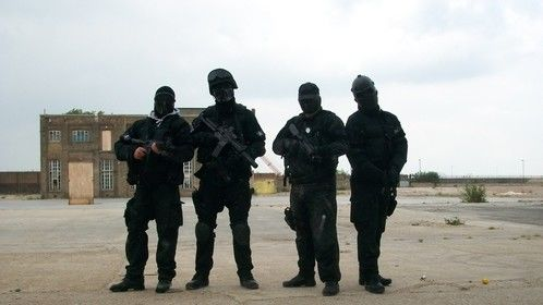 A days airsoft (which one is me?)