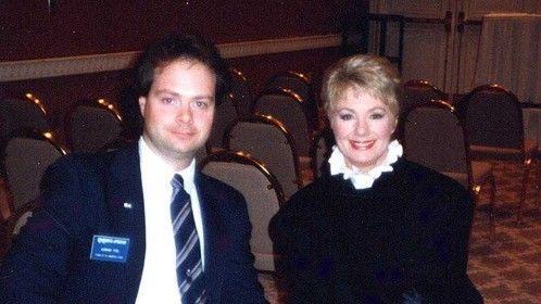 Jeff and Shirley Jones