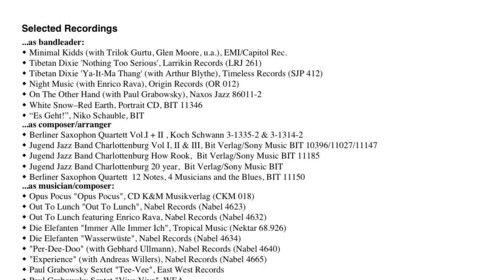 Niko Schauble CV page 3