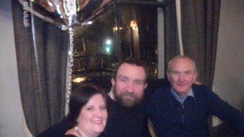 Belinda, Eddie and Denny