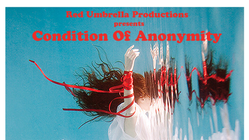 Condition Of Anonymity - Poster