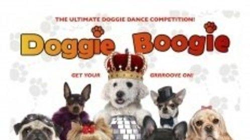 Doggie Boogie International Distribution poster