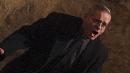 """Father Paul.  From the film """"A Glass of Demontrachet"""""""