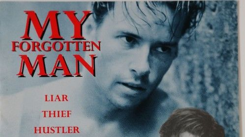 """""""MY FORGOTTEN MAN"""" starring Guy Pearce, Steven Berkoff, John Savage, Claudia Karvan. Now available in itunes movies."""