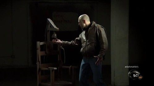Edison Electric Chair from Dark Matters: Twisted But True - Episode 1