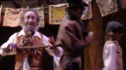 'Be Back Soon'_Fagin - 'Oliver! The Musical', Greene Room Productions (Monson, MA), at The Academy of Music Theatre, North Hampton, MA, 2010 My first dramatic role!