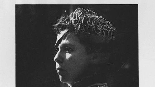Press Photo: Original Renaissance Pleasure Faire/Southern California 1986 As Dona Ana De Mendoza, La Princessa de Eboli
