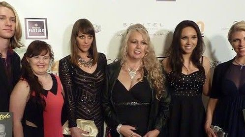 Red Carpet for Lifestyle Magazine at a Tom Hanks event. Oscar Week. at Sofitel hotel, Beverly Hills, CA..