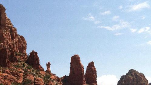 Remembering Sedona, AZ vacation.