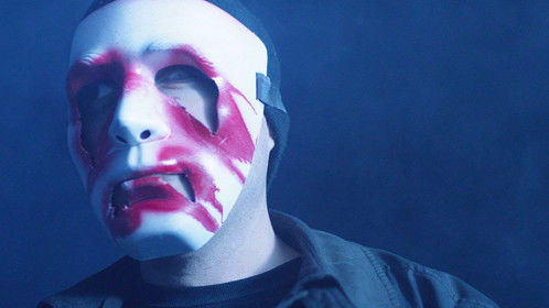 "Still shot from ""I Am The Future"" (Sci-Fi/Horror)."