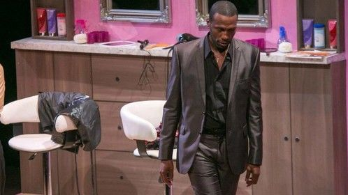 """Robin Givens & Leon in """"In Love With Tyrone"""""""