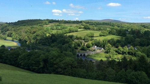 My little village of Inistioge, in Co. Kilkenny, Ireland.