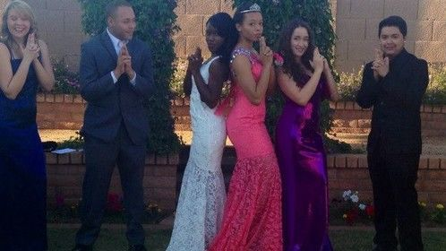 Horizon High School's Senior Prom 2014