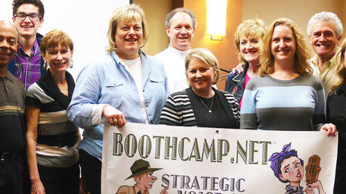 Booth Camp - Strategic Voice Over Training with Joe Loesch