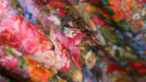 Vintage fabric color study, 2015. (c) bncg