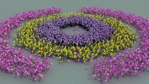 3D Vegetation using Miarmy for Maya https://vimeo.com/106064835