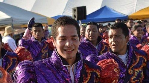 Bolivian Festival 2015.