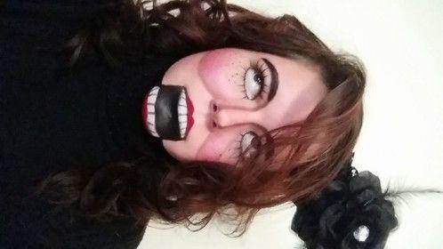 Venny the ventriloquist dummy