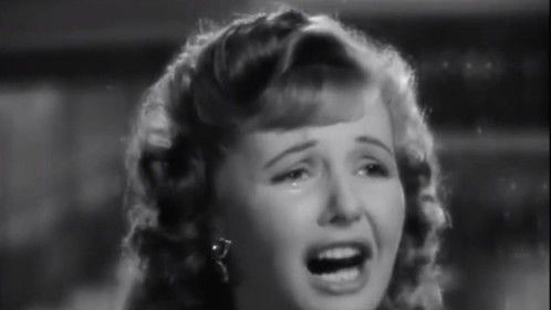 """Madeleine Lebeau's Yvonne was the inspiration for my first feature-length script, """"Waking in Casablanca""""."""