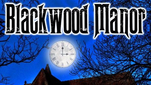 As Halloween approaches, I'd like to invite you to my horror short story BLACKWOOD MANOR..