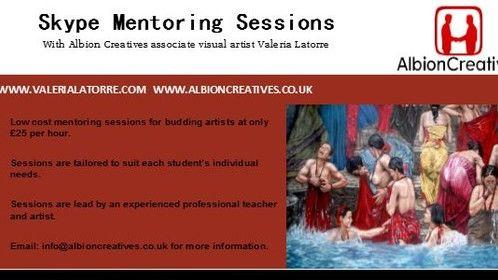 Albion Creatives Mentoring Initiative (Visual Arts)