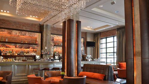 Glenn Hotel Atlanta Downtown Living Room