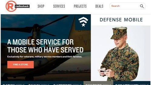 I'm a print model (model really is a funny word to me as I'm a retired Marine). Veteran based cell service.