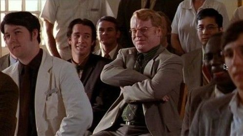 """Patch Adams"" (1998) Court Room Scene with Phillip Seymour Hoffman"