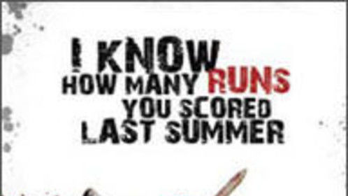 I Know How Many Runs You Scored Last Summer - Aus/NZ DVD cover