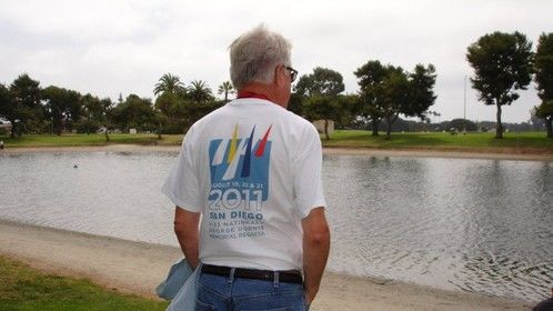 V-32 National Championships, San Diego, 2011.  My sport of choice: Radio Control Model Yachting.  I am one of the first 4 inducted into the AMYA Hall of Fame.