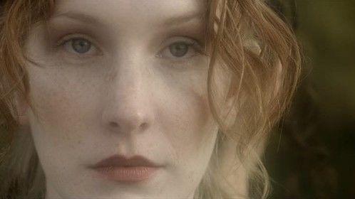 Felicity Jayne as Lady Mansfield in The Duel